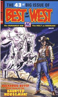 Cover Thumbnail for Best of the West (AC, 1998 series) #43