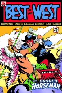 Cover Thumbnail for Best of the West (AC, 1998 series) #44