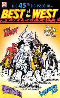 Cover Thumbnail for Best of the West (AC, 1998 series) #45