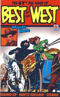Cover Thumbnail for Best of the West (AC, 1998 series) #47
