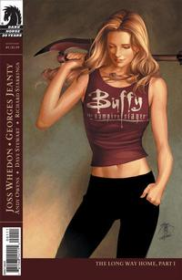 Cover Thumbnail for Buffy the Vampire Slayer Season Eight (Dark Horse, 2007 series) #1 [Jo Chen Cover]