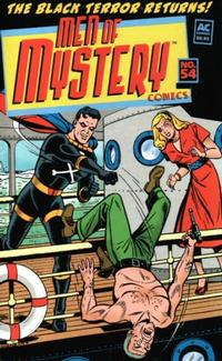Cover Thumbnail for Men of Mystery Comics (AC, 1999 series) #54