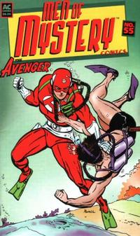 Cover Thumbnail for Men of Mystery Comics (AC, 1999 series) #55