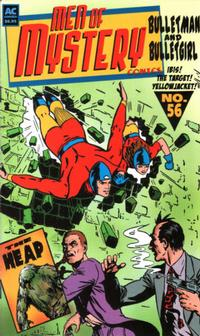 Cover Thumbnail for Men of Mystery Comics (AC, 1999 series) #56