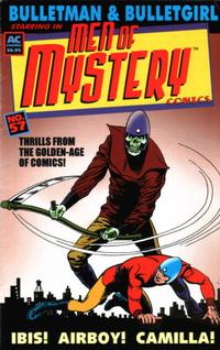 Cover Thumbnail for Men of Mystery Comics (AC, 1999 series) #57