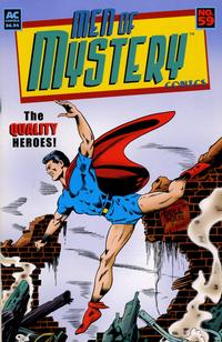 Cover Thumbnail for Men of Mystery Comics (AC, 1999 series) #59