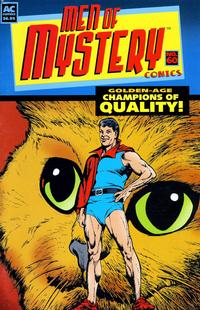 Cover Thumbnail for Men of Mystery Comics (AC, 1999 series) #60