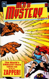 Cover Thumbnail for Men of Mystery Comics (AC, 1999 series) #61
