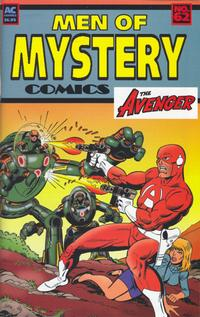 Cover Thumbnail for Men of Mystery Comics (AC, 1999 series) #62
