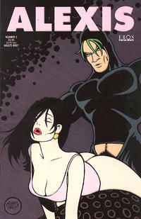 Cover Thumbnail for Alexis (Fantagraphics, 1994 series) #5