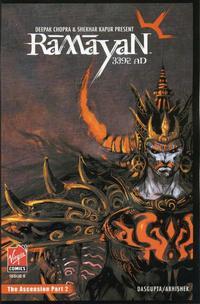 Cover Thumbnail for Ramayan 3392 A.D. (Virgin, 2006 series) #8