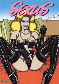 Cover Thumbnail for Sexus (Fantagraphics, 2001 series) #[nn]