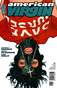 Cover Thumbnail for American Virgin (DC, 2006 series) #6