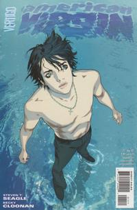 Cover Thumbnail for American Virgin (DC, 2006 series) #11