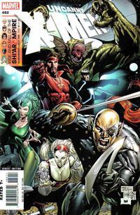 Cover Thumbnail for The Uncanny X-Men (Marvel, 1981 series) #482