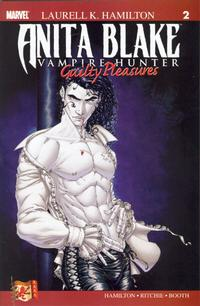 Cover Thumbnail for Anita Blake: Vampire Hunter in Guilty Pleasures (Marvel, 2006 series) #2