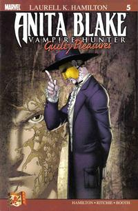 Cover Thumbnail for Anita Blake: Vampire Hunter in Guilty Pleasures (Marvel, 2006 series) #5