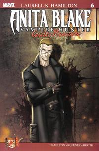 Cover Thumbnail for Anita Blake: Vampire Hunter in Guilty Pleasures (Marvel, 2006 series) #6