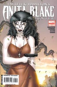 Cover Thumbnail for Anita Blake: Vampire Hunter in Guilty Pleasures (Marvel, 2006 series) #7