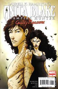 Cover Thumbnail for Anita Blake: Vampire Hunter in Guilty Pleasures (Marvel, 2006 series) #8