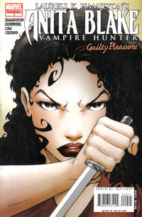 Cover Thumbnail for Anita Blake: Vampire Hunter in Guilty Pleasures (Marvel, 2006 series) #9 [Ron Lim]