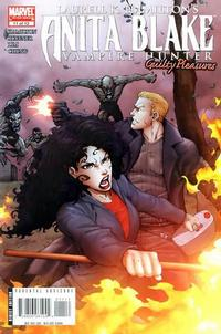 Cover Thumbnail for Anita Blake: Vampire Hunter in Guilty Pleasures (Marvel, 2006 series) #11