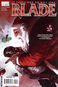 Cover Thumbnail for Blade (Marvel, 2006 series) #4 [Direct Edition]