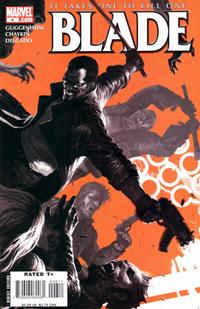 Cover Thumbnail for Blade (Marvel, 2006 series) #6 [Direct Edition]