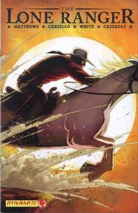 Cover Thumbnail for The Lone Ranger (Dynamite Entertainment, 2006 series) #4