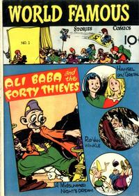 Cover Thumbnail for World Famous Stories (Croydon Publishing Co., 1945 series) #1
