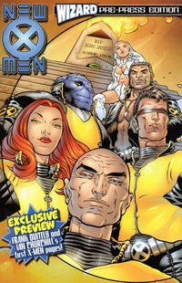Cover Thumbnail for Wizard X-Men Pre-Press Edition (Marvel; Gareb Shamus Enterprises [Wizard Entertainment], 2001 series) #[nn]