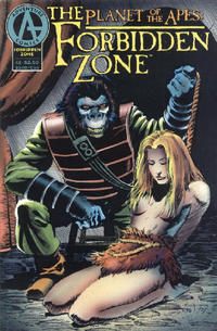 Cover Thumbnail for Planet of the Apes: The Forbidden Zone (Malibu, 1992 series) #2
