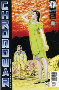 Cover Thumbnail for Chronowar (Dark Horse, 1996 series) #3