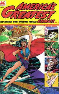 Cover Thumbnail for America's Greatest Comics (AC, 2002 series) #1