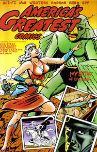 Cover Thumbnail for America's Greatest Comics (AC, 2002 series) #2