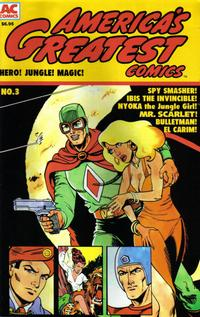 Cover Thumbnail for America's Greatest Comics (AC, 2002 series) #3