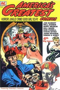 Cover Thumbnail for America's Greatest Comics (AC, 2002 series) #4