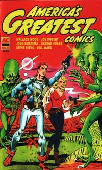 Cover Thumbnail for America's Greatest Comics (AC, 2002 series) #5