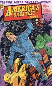 Cover Thumbnail for America's Greatest Comics (AC, 2002 series) #6