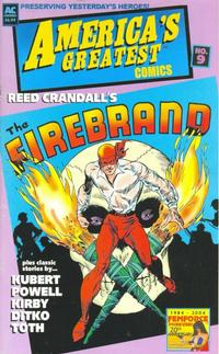 Cover Thumbnail for America's Greatest Comics (AC, 2002 series) #9