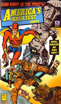 Cover Thumbnail for America's Greatest Comics (AC, 2002 series) #12