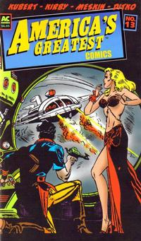 Cover Thumbnail for America's Greatest Comics (AC, 2002 series) #13