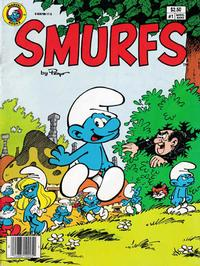 Cover Thumbnail for Smurfs Treasury (Marvel, 1983 series) #1