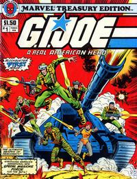 Cover Thumbnail for G.I. Joe Special Treasury Edition (Marvel, 1982 series) #1