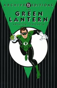 Cover Thumbnail for Green Lantern Archives (DC, 1993 series) #6