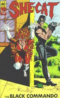 Cover Thumbnail for She-Cat (AC, 1989 series) #4