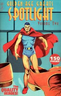 Cover Thumbnail for Golden-Age Greats Spotlight (AC, 2003 series) #2