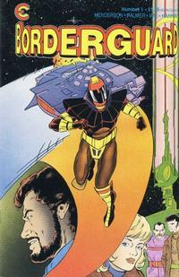 Cover Thumbnail for Borderguard (Eternity, 1987 series) #1