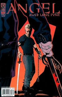 Cover Thumbnail for Angel: Auld Lang Syne (IDW, 2006 series) #3 [Cover B]