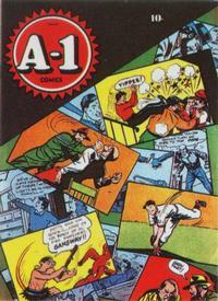 Cover Thumbnail for A-1 (Magazine Enterprises, 1945 series) #[2]